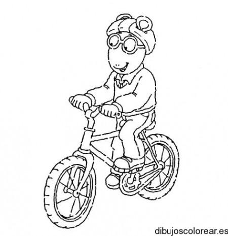 Arthur-en-Bicicleta