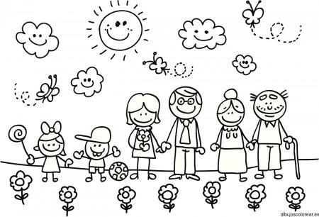 Recursos Tic Para Trabajar En Infantil Ficha Familia