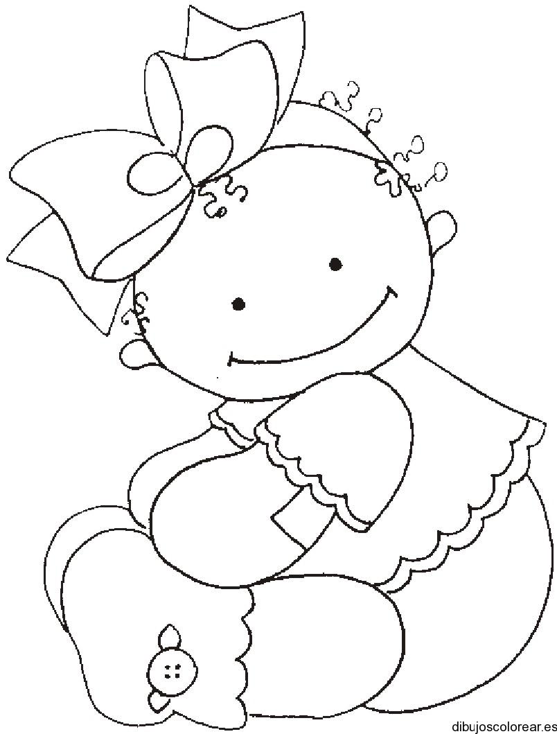 Dibujos de Bebes | Dibujos para Colorear
