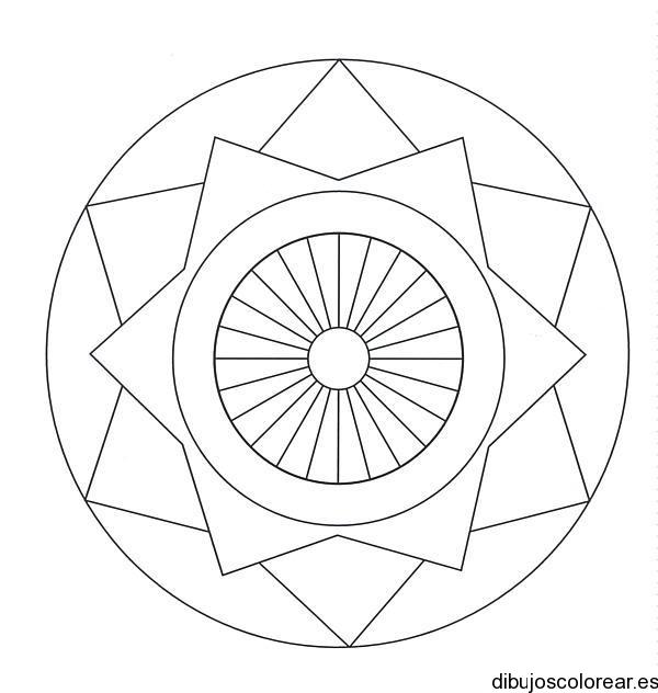 Imagenes de dibujos geometricos imagui - Maneras de pintar ...