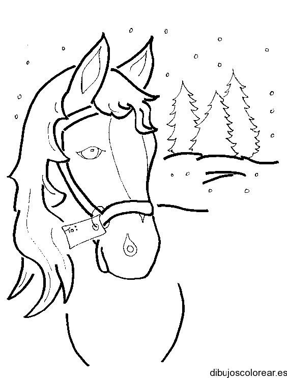Dibujos de navidad dibujos para colorear