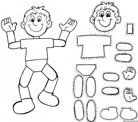 dibujo-para-colorear-del-cuerpo-humano