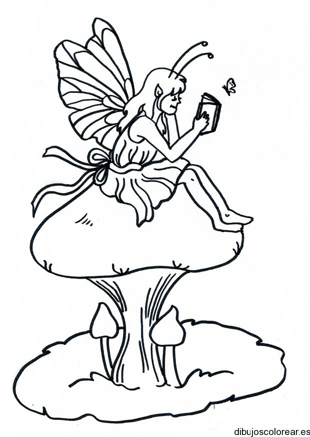 imagenes de hongos Colouring Pages (page 2)