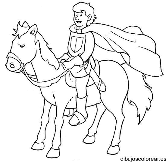 Dibujos de caballos encantados - Imagui