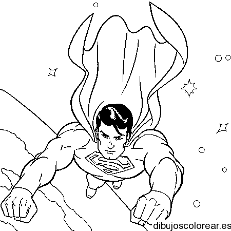 Superman - Superman dessin ...