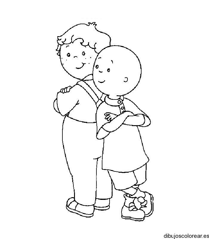 Dibujo De Niños Rezando