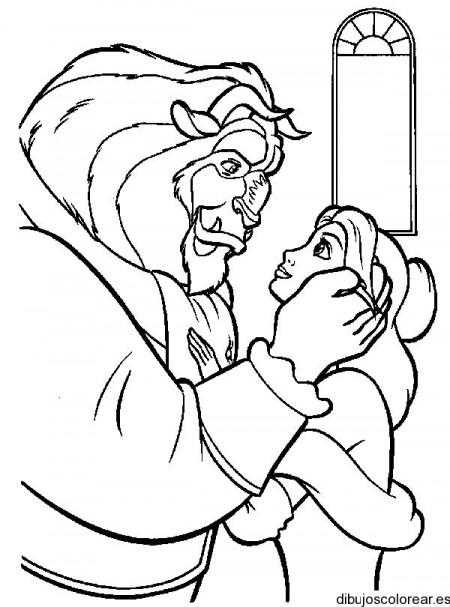 dibujos-de-princesas-para-colorear