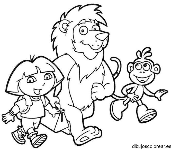 Dibujo De Pocoyo Y Sus Amigos