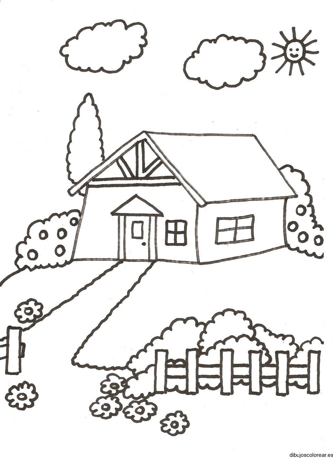 Dibujos de Casas