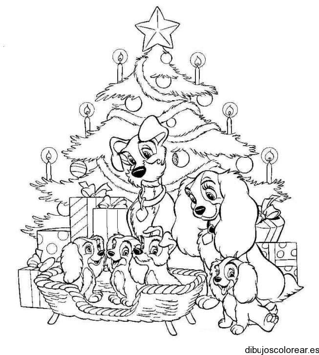 Dibujo De Un Nino Durmiendo En Navidad