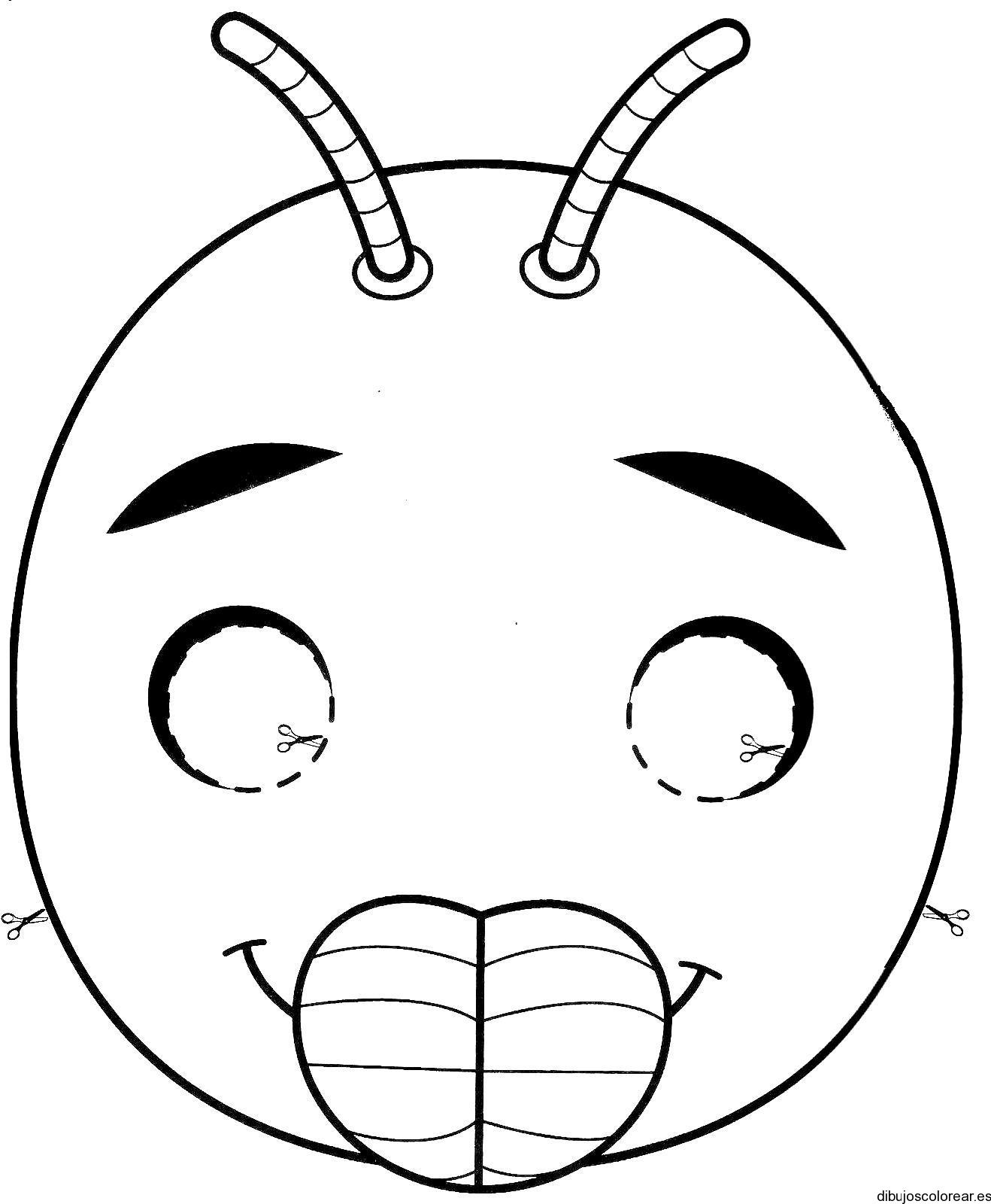 Encantador Colorear Hormiga Ilustración - Enmarcado Para Colorear ...