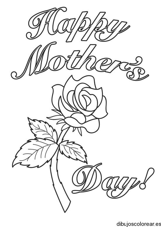 dibujos de d u00eda de la madre